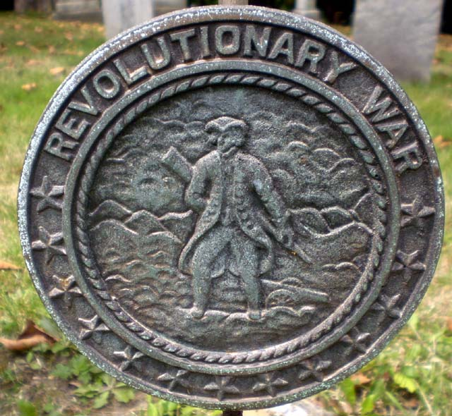 Revolutionary War Marker